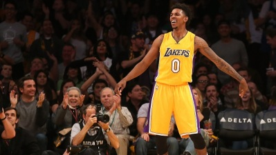 Lakers Without Nick Young Vs. Wizards