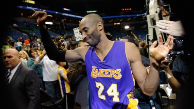 Kobe Bryant Played With Hurt Shoulder