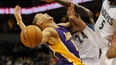 Lakers Top Timberwolves in Ugly OT Win