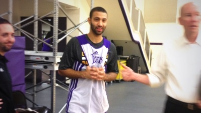 Lakers Win, Kendall Marshall Hero