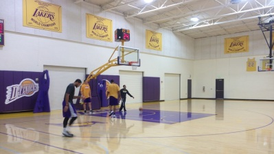 Lakers Practice: Xavier Henry Nears Return