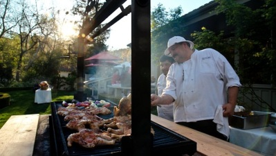 BBQ Bootcamp in the Santa Ynez Valley