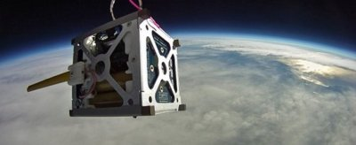 NASA Powers Satellite with Google Nexus One Phones