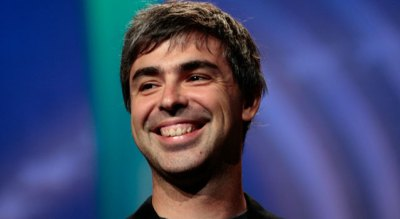 Larry Page Stepping Down Doesn't Bother Wall Street