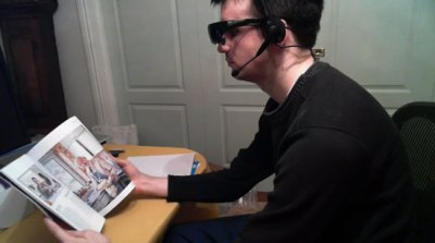 Man Creates His Own Google Project Glass
