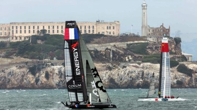 San Francisco Welcomes America's Cup