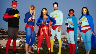 Comic-Con Superhero Beer Festival