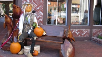 Wine Country Charmers: Scarecrows of the SYV