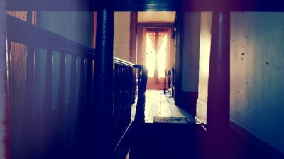 The Whaley House's Creaky-Stair October