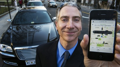 Uber Seeks $500M; Company Valued at $12B