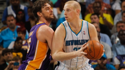 Lakers and Chris Kaman Agree to 1-Year Deal