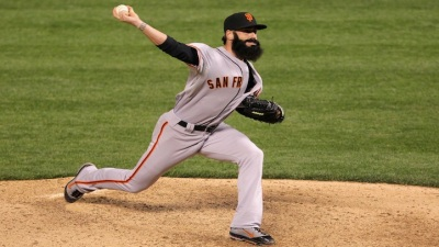 Ex-Giant Brian Wilson Is Now a Dodger