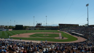 Dodger Spring Training Tips