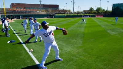 Dodgers Invite Prospects To Camp
