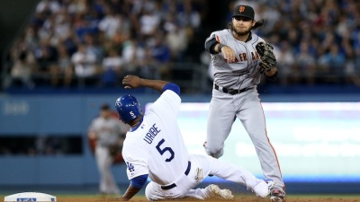 Dodgers Drop Game Two vs Giants 4-2