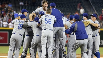 Top Dodgers Moments of 2013