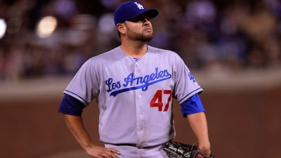 Nolasco Roughed Up Again, Dodgers Lose