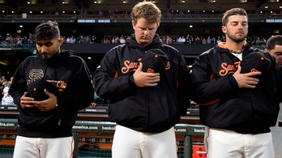 Dodgers-Giants Rivalry Stays Heated