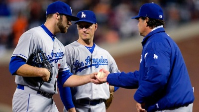 Dodgers Lose Season Finale Against SF