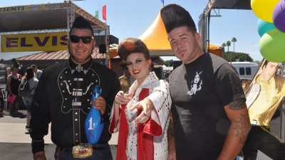 Elvis Amazing: Tribute Artists Go OC