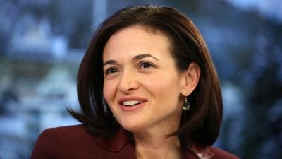 Sheryl Sandberg Not Running for Senate