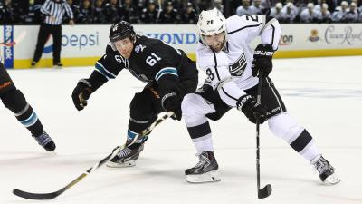 Early Intensity Sets Tone In Huge Kings Win