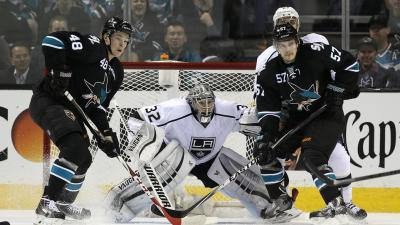 Kings Make History With Game 7 Win Over Sharks