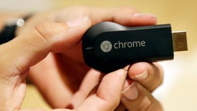 Chromecast Gets More Apps