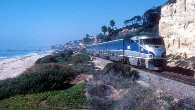 Sweet on Surfliner