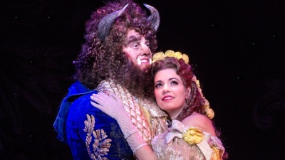 "Ball Gowns 'n Books: ""Beauty and the Beast"" Live"
