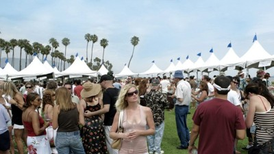 Beachy Breezes: California Wine Festival