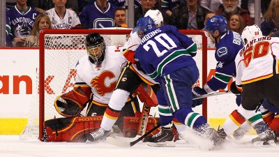 Flames vs. Ducks: First Thoughts