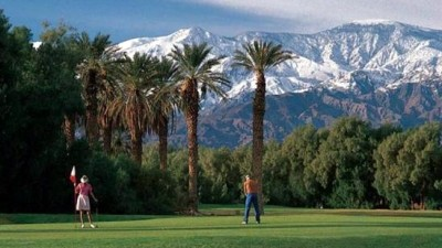 Death Valley Golf Package