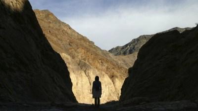 A Death Valley Autumn