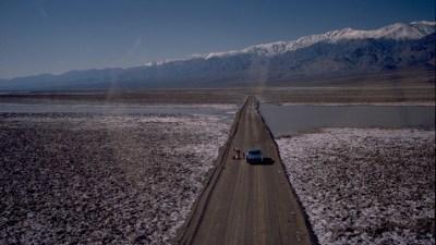 Art in Death Valley