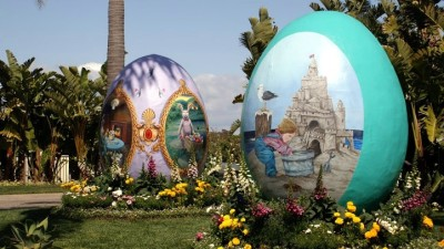 Easter Al Fresco