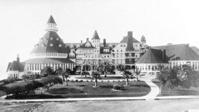 Hotel del Coronado at 125