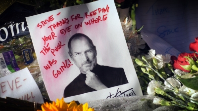 Sony Buys Steve Jobs Movie Rights