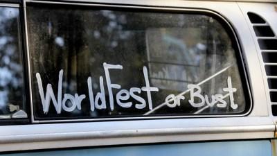 On the Way: California WorldFest