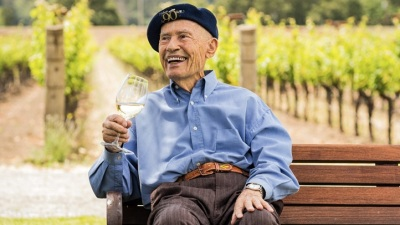 Rare Chance: Mike Grgich Winemaker Dinner