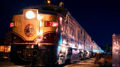 Napa Valley Wine Train Night Tours