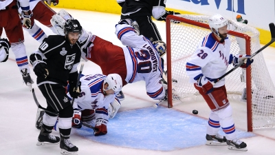 Doughty Plays Big Role as Kings Win Game 1