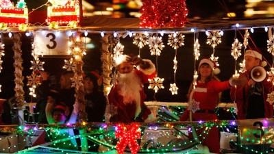 The 103rd Newport Beach Christmas Boat Parade