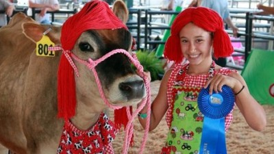 Fair Favorites: Barnyard Fashion Parade