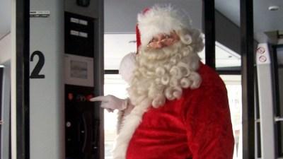 The Southland's Surprise Santas