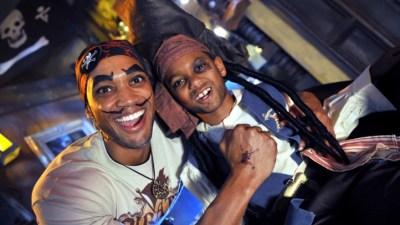 Disneyland's New Pirate Experience
