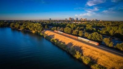 Weekend Rides: Sactown Historic Trains