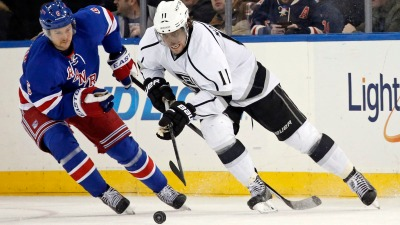 Anze Kopitar Nominated for Selke Award