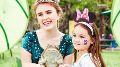 Fairy Tale Fun at Santa Barbara Zoo