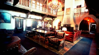 Rare Chance: Organ Concert at Scotty's Castle